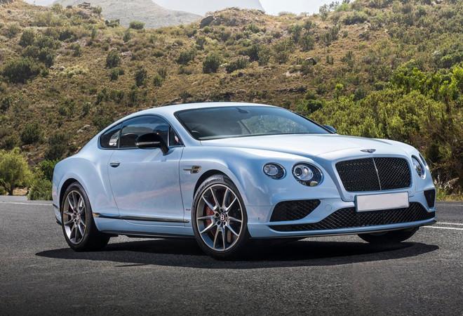 Bentley Continental GT Event Hire